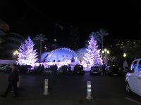 2泊4日5カ国周遊(4)【クリスマスイルミネーションが煌びやかなモンテカルロ@モナコ】
