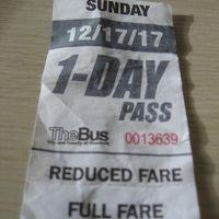ハワイ路線バス旅 4