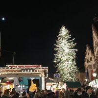 イギリス、ドイツで一足早いクリスマス�(終)幻想的で煌びやかな夜のクリスマスマーケット