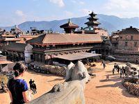 のんびりネパール 1人旅   3. ネワール文化の古都バクタプルでまさかの二度寝