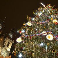 クリスマスシーズンの中欧4都市 野郎一人うっとり旅【4】チェコ・プラハ