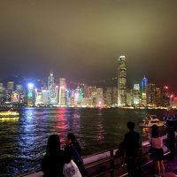 人生初ビジネスクラス!キャセイで行くまったり香港2【インターコンチネンタルグランドスタンフォード香港〜街歩き】