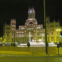 ちょっぴり寒い11月のスペインを欲張る旅行 (その3 世界で一番偉大なサッカーチームと夜の景色)