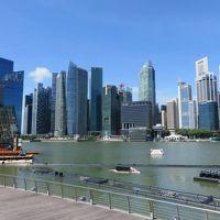 早朝のシンガポール着 あまりにも早いもので・・・