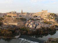 ちょっぴり寒い11月のスペインを欲張る旅行 (その5 気軽にフラッとお手軽トレドへ PM)