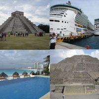 神秘の遺跡とメキシコ湾クルーズ 9日間