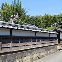 2017年8月 山口県立萩美術館・浦上記念館でヴィクトリアン・ジュエリー展を観覧。萩の街少し散歩