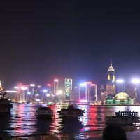 マイルでいく小学生と義母と行くクリスマス香港 インターコンチ香港とシャングリラ香港でラウンジ三昧の旅