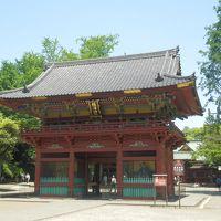 2017年5月 東京散策(2) 谷根千