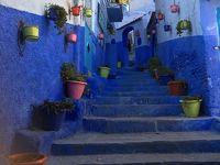 はじめてのアフリカ大陸! 魅惑のモロッコへ No.3・・シャウエン・ティトゥアン