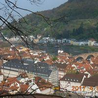 早春のスイス・黒い森・アルザスを巡る 14 13日目 ハイデルベルク〜ゲンゲンバッハ〜ストラスブール