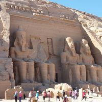 悠久の歴史に触れるエジプト・ナイル川クルーズ8日間〜5日目 イシス神殿、アブシンベル神殿〜