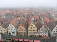 LOOKJTB きらめくドイツのクリスマスツアー(4日目 ローテンブルク・ニュルンベルグ)