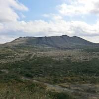 ジェット船で行く離島旅‥「伊豆大島」 その4・山旅紀行‥三原山ハイキング。