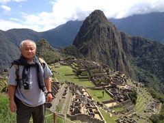 前期高齢者のグランドサークルドライブ7,100km マチュピチュ見学