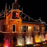 クリスマスは温泉旅@河口湖