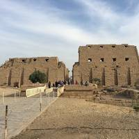 Temple of Karnak (Luxor�)カルナック神殿(2017年12月22日-23日ルクソール�)