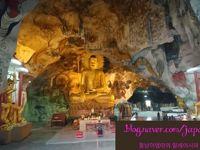 【イポー旅行】 Perak Cave Temple(ペラック 洞窟寺)
