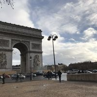 初めてのパリ、年末年始一人旅
