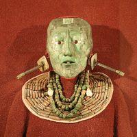 メキシコ初日、メキシコ国立人類博物館訪問