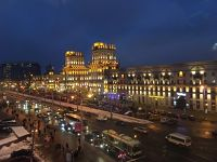 ロンドン発ベラルーシ5日間(4日目ミンスク市内観光、5日目ロンドンへ)