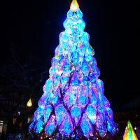 クリスマスは温泉旅@カチカチ山*PaperMoon*北口本宮 富士浅間神社*小作*時之栖