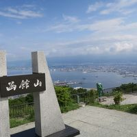 2017夏 朝の函館山