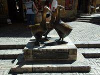 フランス南半分の旅 【23】 サルラの町で散策