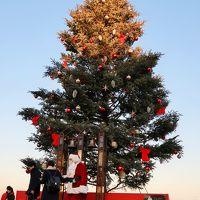 横浜-6 クリスマスマーケット in 横浜赤レンガ倉庫 ☆サンタさん登場!