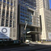 2018年1月 東京散策� 新宿界隈を散歩