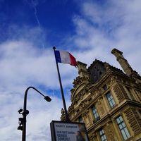 2018芸術の都パリひとり旅7日間vol.1(ルーヴル美術館でたどる西洋美術史�)