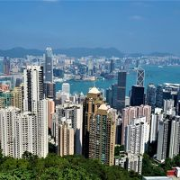 【2017年 香港】その4 ビクトリアピークへ歩いて行ってみよう!