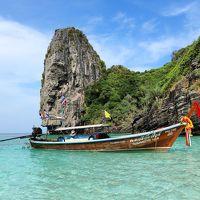 年越しはタイのリゾートクラビ&ピピ島 美しい海を見るための努力はつらいよ LCCエアアジアで行く夫婦旅