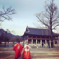[新春ソウル2018-03]景福宮と冷麺めぐり