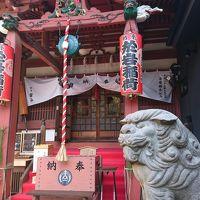 初詣〜陽運寺と四谷於岩稲荷田宮神社