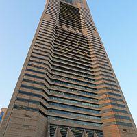 横浜-9 横浜ランドマークタワー*心の出逢いを ☆69階展望フロア=スカイガーデン