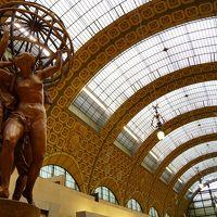 2018芸術の都パリひとり旅7日間vol.2(オルセー美術館でたどる西洋美術史)