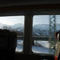 金沢→東京 アルプスの裾を南下する鈍行旅行