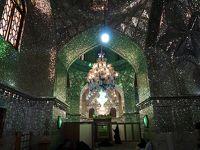 年末年始 イラン一人旅�シーラーズ