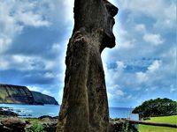 乾いた大地の奇跡を、19 孤高の島へ�