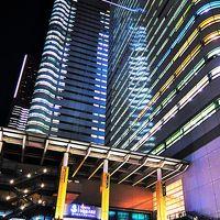 横浜-12 みなとみらい21オフィス全館点灯「TOWERS Milight」 ☆年に一夜/5時間限り
