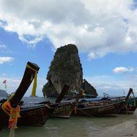 年末年始クラビ旅行(3) 4島スピードボートツアー