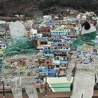 韓国/釜山で旨飯食って韓国のマチュピチュに行ってみる@イビスアンバサダー釜山(2018年1月)