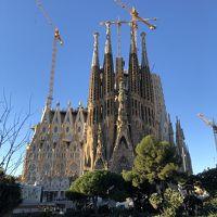 初ヨーロッパ バルセロナひとり旅3泊6日