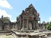 カンボジア世界遺産一人旅(番外編・2)シェムリアップ⇒プレアヴィヒア