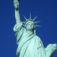 初旅はニューヨーク �