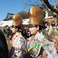 鎌倉・本覚寺の本えびす(十日戎)と七福神めぐり