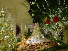 クリスマスはラスベガスで(SFOで牡蠣&LASでは蟹三昧&熟成肉)
