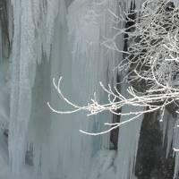 厳冬の白金温泉 � 白金温泉