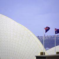 ■磁器婚式記念 オーストラリア家族旅■ シドニー初日「市内リラックスコース」